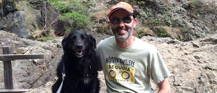 Bay Area Pet Pals Team Member Ian