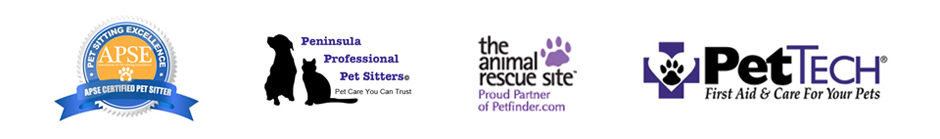 Bay Area Pet Pals is a Member of theses great pet Associations